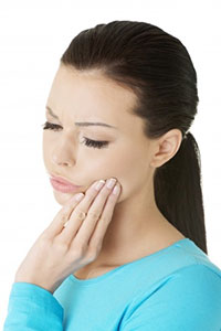 causes of tooth ache