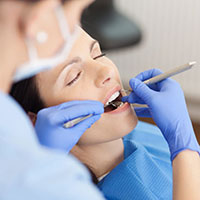 dental deep cleaning
